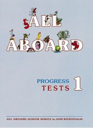 Εικόνα της ALL ABOARD 1 PROGR. TESTS ST