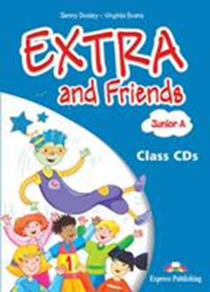 Εικόνα της EXTRA & FRIENDS JUNIOR a CLASS CDs (SET OF 3) GREECE