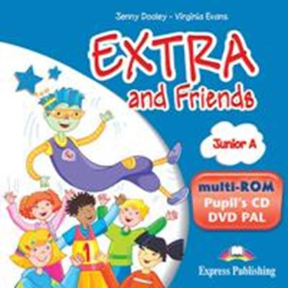 Εικόνα της EXTRA & FRIENDS JUNIOR A MULTI-ROM PAL