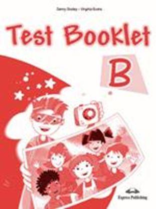 Εικόνα της EXTRA & FRIENDS JUNIOR B TEST BOOKLET(GREECE)