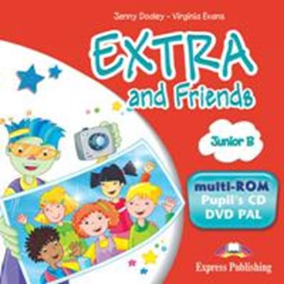 Εικόνα της EXTRA & FRIENDS JUNIOR B MULTI-ROM PAL