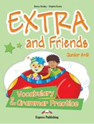Εικόνα της EXTRA & FRIENDS A+B VOCABULARY AND GRAMMAR PRACTICE GREECE