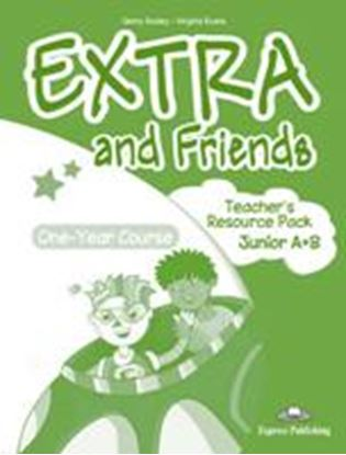 Εικόνα της EXTRA & FRIENDS A+B TEACHER'S RESOURCE PACK (GREECE)