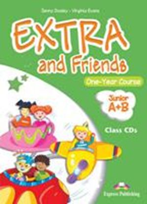 Εικόνα της EXTRA & FRIENDS JUNIOR A+B CLASS CD'S(SET OF 3) GREECE