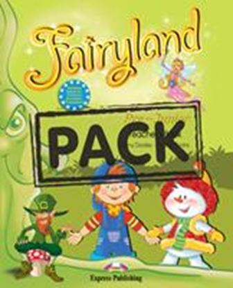 Εικόνα της FAIRYLAND PRE-JUNIOR T'S BOOK (WITH POSTERS)