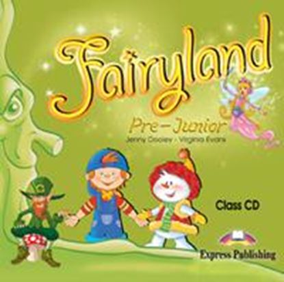 Εικόνα της FAIRYLAND PRE-JUNIOR CLASS CD