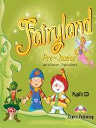 Εικόνα της FAIRYLAND PRE-JUNIOR PUPIL'S CD