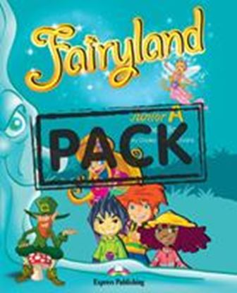 Εικόνα της FAIRYLAND JUNIOR A T'S BOOK (WITH POSTERS)