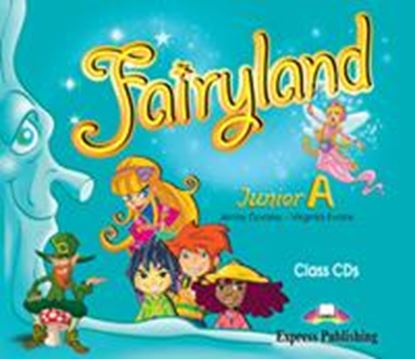 Εικόνα της FAIRYLAND JUNIOR A CLASS CDs (SET 4)