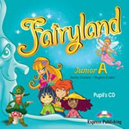 Εικόνα της FAIRYLAND JUNIOR A PUPIL'S CD
