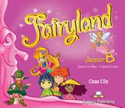 Εικόνα της FAIRYLAND JUNIOR B CLASS CDs (SET 4)