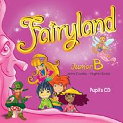 Εικόνα της FAIRYLAND JUNIOR B PUPIL'S CD
