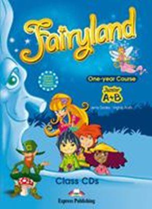 Εικόνα της FAIRYLAND JUNIOR A+B CLASS CD's (SET OF 4) (GREECE)