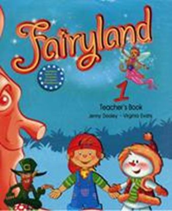 Εικόνα της FAIRYLAND 1 T'S BOOK (interleaved WITH  POSTERS set of 9)