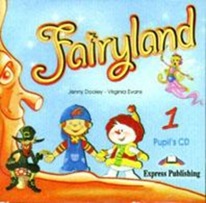 Εικόνα της FAIRYLAND 1 PUPIL'S CD