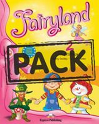 Εικόνα της FAIRYLAND 2 PUPIL'S ie-Book PACK (GREE CE) (Pupil's Book, audio CD, DVD, ie-Book)