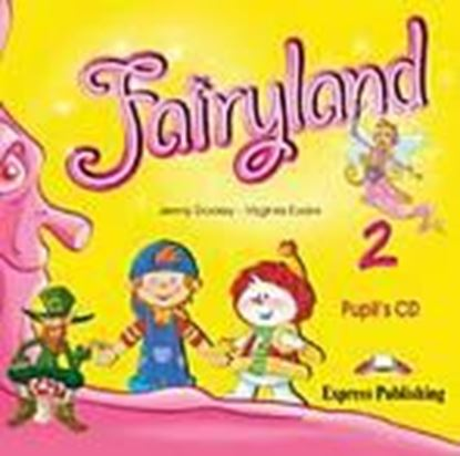 Εικόνα της FAIRYLAND 2 PUPIL'S CD