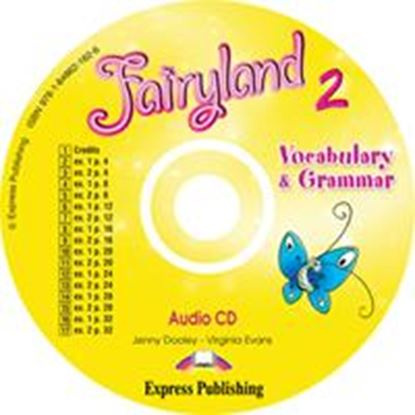 Εικόνα της FAIRYLAND 2 VOCABULARY & GRAMMAR AUDIO CD
