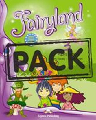 Εικόνα της FAIRYLAND 3 PUPIL'S ie-Book PACK (GREECE) (Pupil's Book, audio C D, DVD, ie-Book, ZACHARY & the Bitter