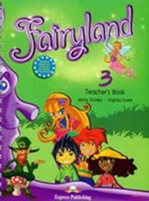 Εικόνα της FAIRYLAND 3 T'S BOOK (interleaved WITH POSTERS set of 7)