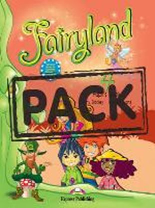 Εικόνα της FAIRYLAND 4 PUPIL'S ie-Book PACK (GREECE) (Pupil's Book, audio C D, DVD, ie-Book, ZACHARY & the Frostl