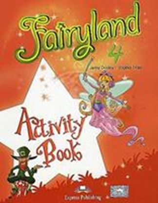 Εικόνα της FAIRYLAND 4 ACTIVITY BOOK