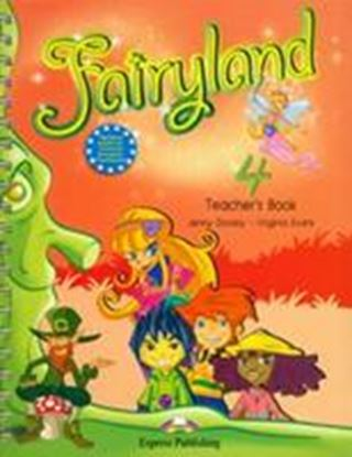 Εικόνα της FAIRYLAND 4 T'S (interleaved WITH POSTERS set of 6)