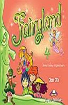 Εικόνα της FAIRYLAND 4 CLASS CDs (SET 4)