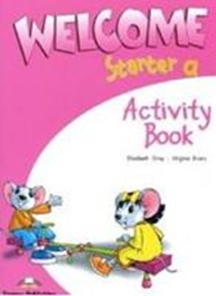 Εικόνα της WELCOME STARTER a ACTIVITY BOOK