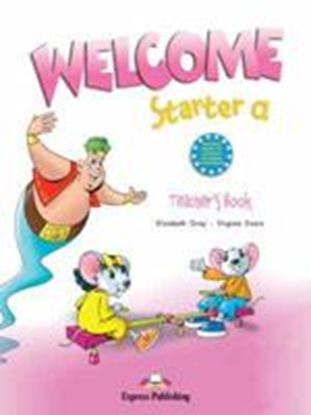 Εικόνα της WELCOME STARTER a T'S BOOK (WITH POSTERS set of 3)