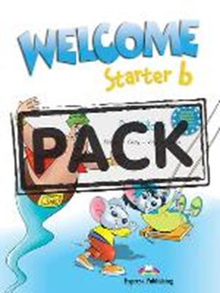 Εικόνα της WELCOME STARTER b PUPIL'S PACK WITH DVD PAL