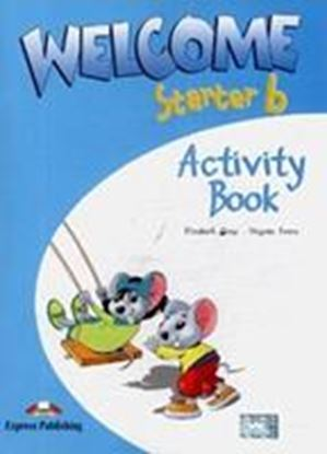Εικόνα της WELCOME STARTER b ACTIVITY BOOK