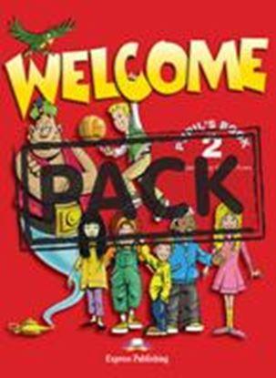 Εικόνα της WELCOME 2 PUPIL'S PACK 1 (WITH MY ALPH ABET BOOK  & DVD PAL & ZACHARY & the Frostlings cross-platform
