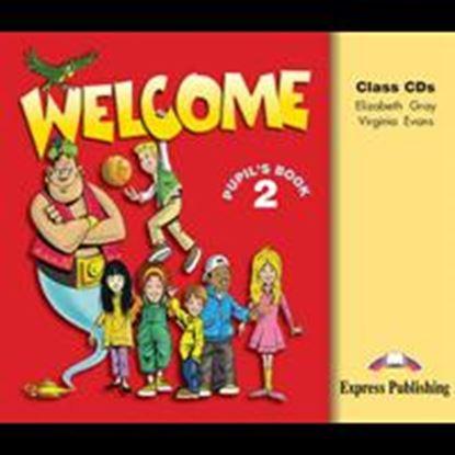 Εικόνα της WELCOME 2 CLASS CD (SET OF 3)