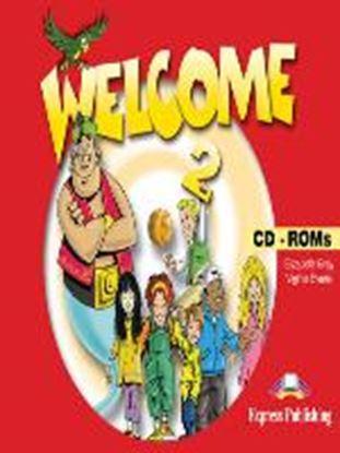 Εικόνα της WELCOME 2 CD ROM (SET OF 4)