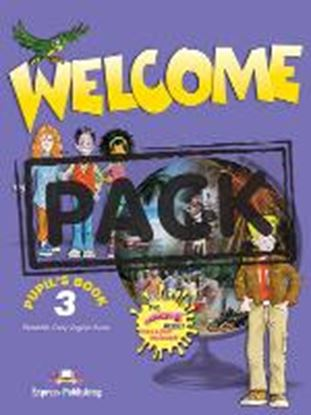 Εικόνα της WELCOME 3 PUPIL'S PACK WITH DVD PAL