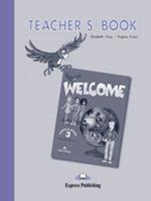 Εικόνα της WELCOME 3 TEACHER'S BOOK