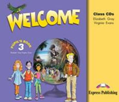 Εικόνα της WELCOME 3 CLASS CDs (SET OF 3)