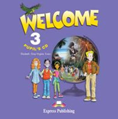 Εικόνα της WELCOME 3 PUPIL'S CD