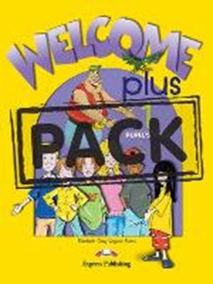 Εικόνα της WELCOME PLUS 1 PUPIL'S PACK (WITH DVDPAL & MY ALPHABET BOOKLET)