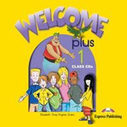 Εικόνα της WELCOME PLUS 1 CLASS CDs (SET OF 2)