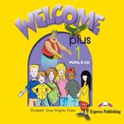 Εικόνα της WELCOME PLUS 1 PUPIL'S CD