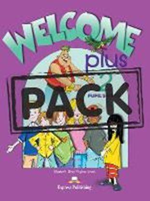 Εικόνα της WELCOME PLUS 2 PUPIL'S PACK 1 (WITH DVD PAL & ZACHARY & the Bit terlings cross-platform game)