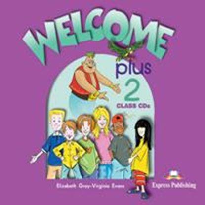Εικόνα της WELCOME PLUS 2 CLASS CDs (SET OF 2)