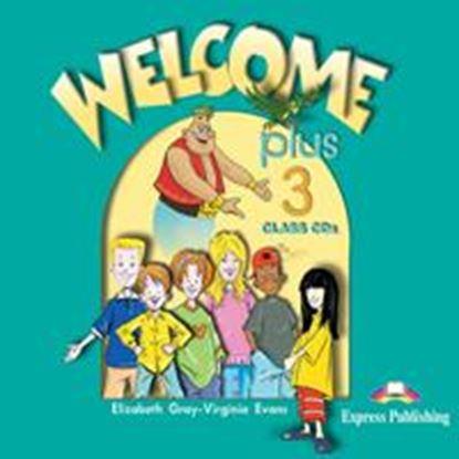 Εικόνα της WELCOME PLUS 3 CLASS CDs (SET OF 2)