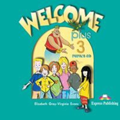 Εικόνα της WELCOME PLUS 3 PUPIL'S CD