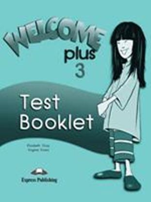 Εικόνα της WELCOME PLUS 3 TEST BOOKLET