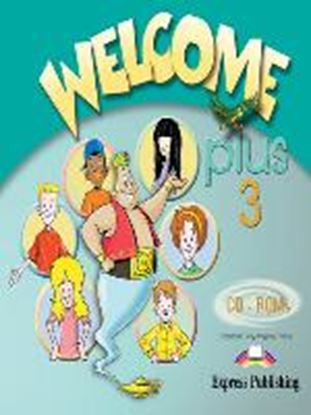 Εικόνα της WELCOME PLUS 3 CD-ROMs (SET OF 2)