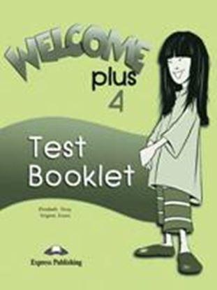 Εικόνα της WELCOME PLUS 4 TEST BOOKLET