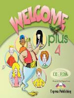 Εικόνα της WELCOME PLUS 4 CD ROMs (SET OF 2)